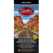 Butler Motorcycle Maps - Nevada