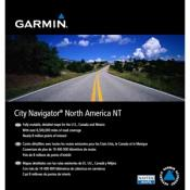 Garmin City Navigator North America NT microSD/SD Card