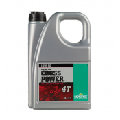 Motorex CROSS POWER 4T 10w50 100% Syn  (4 Liter Bottle)