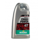 Motorex CROSS POWER 4T SAE 10W60  1-Liter