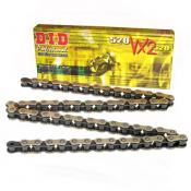 X-ring Chain DID Gold 520VX2-116L