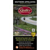 Butler Motorcycle Maps - Southern Appalachia