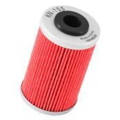 K&N Oil Filter, KTM LC4, 690, 390, RFS, Husqvarna 701, Tall Filter