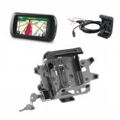 Garmin Montana 610 + Locking Mount & Cradle Package
