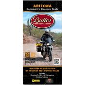 Butler Motorcycle Maps - Arizona Backcountry Discovery Route (AZBDR)