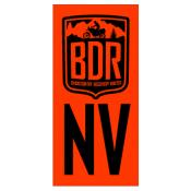 NVBDR Pannier Decal, Nevada Backcountry Discovery Route