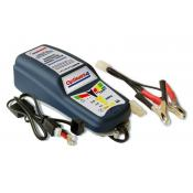 TecMate Optimate 4 diagnostic desulfating 12V battery charger and tester