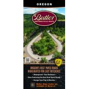 Butler Motorcycle Maps - Oregon