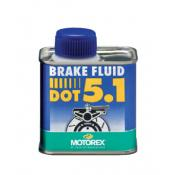 Motorex DOT 5.1 Brake Fluid, 250mL
