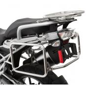 Stainless Steel Pannier Racks, BMW R1200GS / ADV 2013-on (Water Cooled)