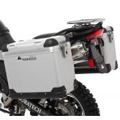 Zega Pro Pannier System, BMW G650GS / Sertao, F650GS / Dakar (single cyl.)
