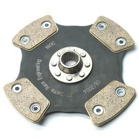 Ceramic Clutch R100GS 165mm Product Thumbnail