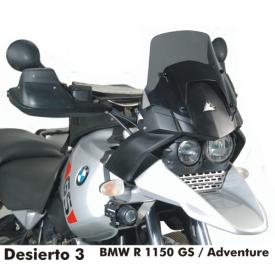 Fairing DESIERTO 3 BMW R1150GS / Adventure * BLACK * Product Thumbnail