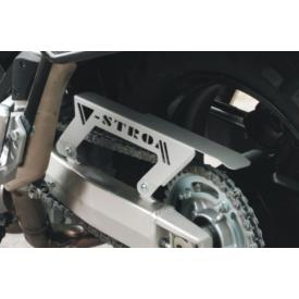 Aluminum Chain Guard, Suzuki V-Strom DL1000 Product Thumbnail