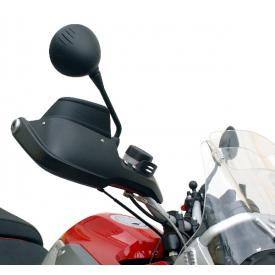 Spoilers for BMW R1150GS and R1200GS up to 2007 (pair, for OEM Handguards) Product Thumbnail