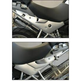 Side Panels R1200GS / R1200GS ADV Silver (2004-2007) Product Thumbnail