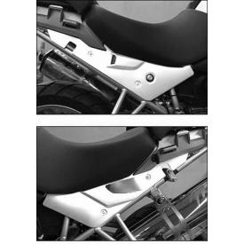 Side Panels R1200GS / R1200GS ADV White (2004-2007) Product Thumbnail