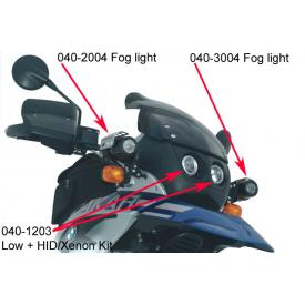 Fog Light F650GS, Left side Product Thumbnail