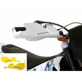Hand Guards, Yellow, BMW G450X , Husqvarna TE, 2011-on Product Thumbnail
