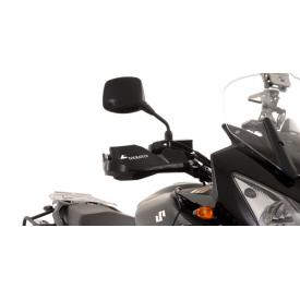 Touratech GD Hand Guards, Black, Suzuki V-Strom DL650 Product Thumbnail