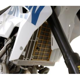 Aluminium radiator guard BMW G450X Product Thumbnail