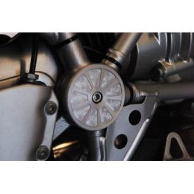 Suspension Pivot Cover - Right Silver R1200GS and Adventure Product Thumbnail