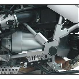 Frame Protector Set (pair) R1200GS/ADV - SILVER Product Thumbnail