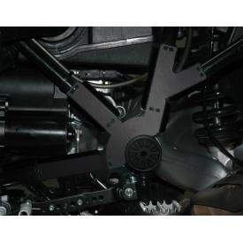 Frame Protector Set (pair) R1200GS/ADV - BLACK Product Thumbnail
