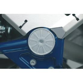 Swingarm Pivot Cover Right HP2 Silver Product Thumbnail