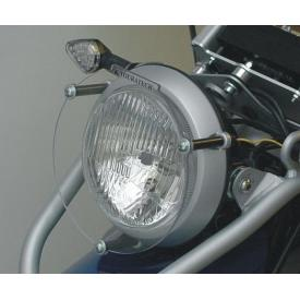 Headlight Cover HP2, Clear Polycarbonate (and G650Xcountry) Product Thumbnail
