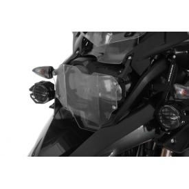 Quick Release Clear Headlight Guard, BMW R1200GS / ADV 2013-on (Water Cooled) Product Thumbnail