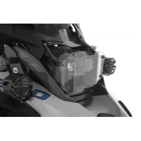 Quick Release Clear Headlight Guard, Short, BMW R1200GS / ADV 2013-on (Water Cooled) Product Thumbnail