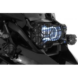 Quick Release Stainless Steel Headlight Guard, BMW R1250GS & R1200GS / ADV 2013-on, (Water Cooled) Product Thumbnail