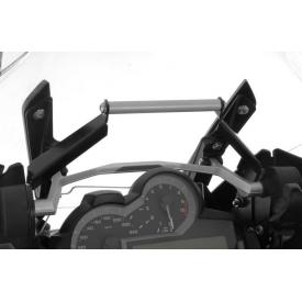 GPS Bracket Adapter, Above Gauges, BMW R1200GS / ADV, 2013-on, (Water Cooled) Product Thumbnail