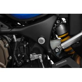 Anodized Aluminum Frame Plugs (Pair), Yamaha Super Tenere XT1200Z, up to 2013 Product Thumbnail