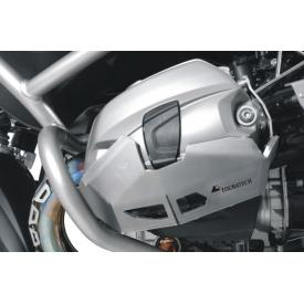 Cylinder Head Guards, Silver,  BMW R1200GS / RT / nineT, 2010-2013 Product Thumbnail