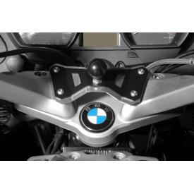 RAM swivel head adapter on fork brace BMW R1200RT, 2010-2013 Product Thumbnail