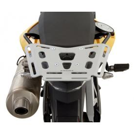 Large Luggage Rack, Silver, BMW F800GS / ADV, F700GS, F650GS-Twin, 2008-on Product Thumbnail