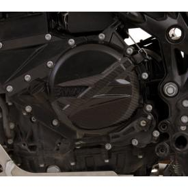 Carbon clutch cover guard BMW F800GS, F700GS, F650GS-Twin, 2008-on Product Thumbnail