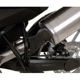 Carbon shield pillion peg BMW F800GS/ADV / F700GS / F650GS-Twin Product Thumbnail