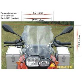 Large Touring Windscreen, BMW F800GS, F700GS, F650GS-Twin, 2008-on Product Thumbnail