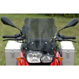 Large Touring Windscreen, BMW F800GS, F700GS,F650GS-Twin, 2008-on TINTED Product Thumbnail