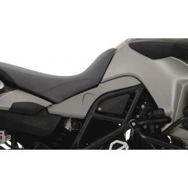 CLOSEOUT - Side Panels, BMW F800GS, up to 2012, Dark Magnesium Metallic Matte (Was $265) Product Thumbnail