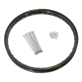 "Excel rim, spokes BMW F800GS rear (17"" x 4.25"") / 36 Product Thumbnail"