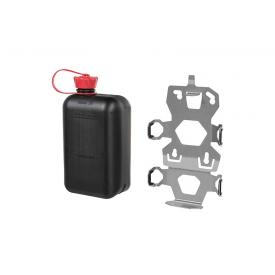 Zega EVO Accessory 2-Liter Fuel Can with Mount (Complete Kit) Product Thumbnail
