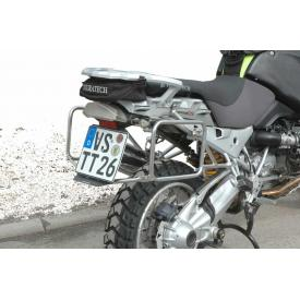 Pannier Racks, Standard, BMW R1200GS/Adv stainless steel Product Thumbnail