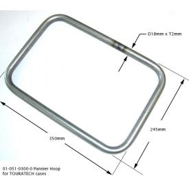 Pannier Frame (Hoop), 18MM, Steel, (Qty. 1) Product Thumbnail