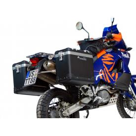ktm 990 adventure panniers & luggage