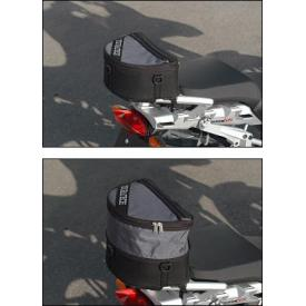 Tail Rack Bag, BMW R1200GS, Triumph Tiger Explorer 1200 Product Thumbnail