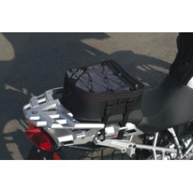 Passenger Seat bag R1200GS & Adventure - BLACK/GRAY Product Thumbnail